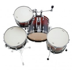 Sonor AQ2 Bop Set BRF Brown Fade