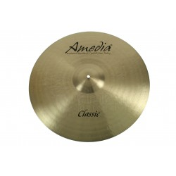 "Amedia Crash 18"" Classic Dark"