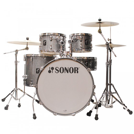 Sonor AQ2 Studio Set TQZ Titanium Quartz