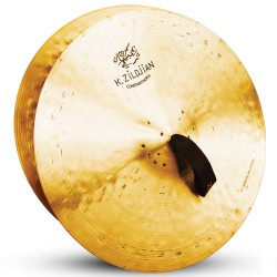 "Zildjian Orquesta 17"" K Constantinople Special Selection Medium Heavy"