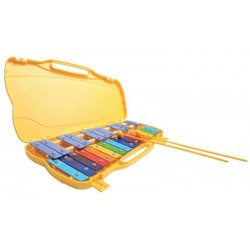 Gewa Glockenspiel 25 notes Multicolor