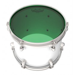Remo 18 Emperor Colortone Green BE-0318-CT-GN