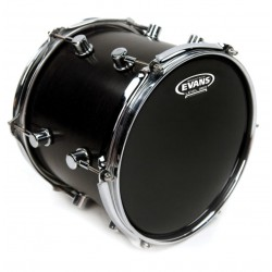 "Evans 16"" Genera Resonant Black TT16RBG"