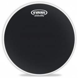 "Evans 18"" Genera Resonant Black TT18RBG"
