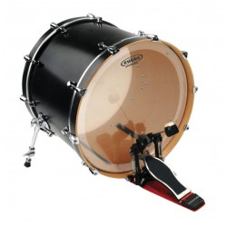 "Evans 18"" EQ3 Clear BD18GB3"