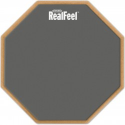 Evans RF12D Practice Pad Real Feel 12 Double Side