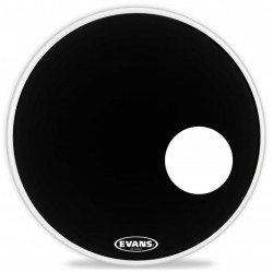 "Evans 18"" EQ3 Reso Black BD18RB"
