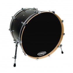 "Evans 20"" Resonant Black BD20RBG"