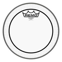 "Remo 18"" Pinstripe Clear Bass Drum PS-1318-00"