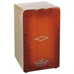 Pepote Cajon Jaleo Orange