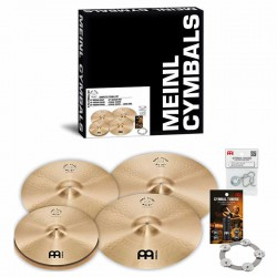 Meinl Set Platos Pure Alloy Complet Set 2