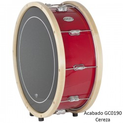Santafé STF2631 Marching Bass Drum 55x22 cms Red