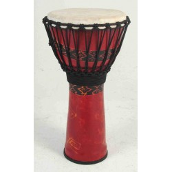 Toca Djembe 12 Synergy Freestyle SFDJ12RP Bali Red