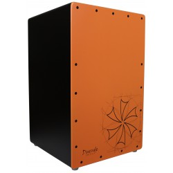 Duende Cajón First 2.0 Black/Orange