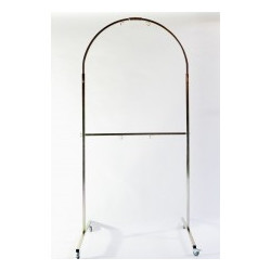"""Tone of Life Arched Double Gong Stand 32"""""""
