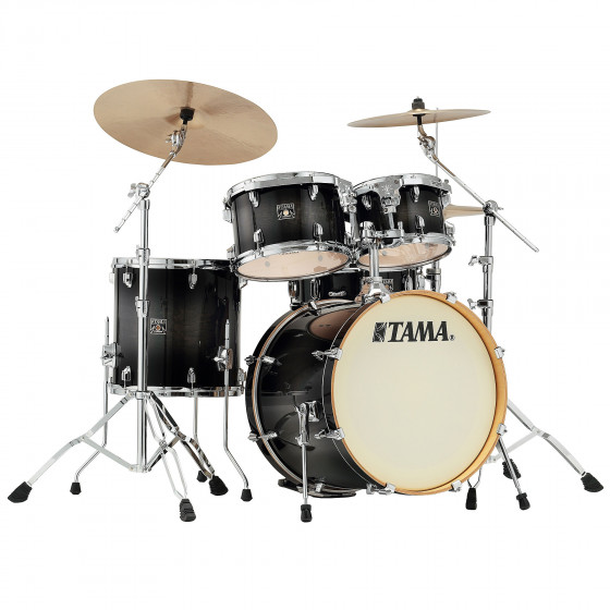Tama Superstar Classic Standard Black Burst