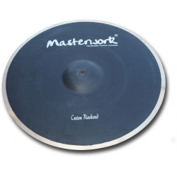 "Masterwork Crash 16"" Custom Blackened"
