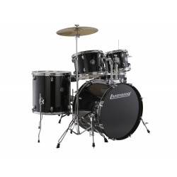Ludwig Batería Accent Drive LC175 Black