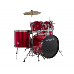 Ludwig Bateria Accent Drive LC175 Red