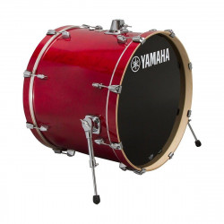 YAMAHA Stage Custom Birch Bombo 22x17 Cranberry Red Outlet