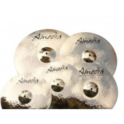 "Amedia Set Platos D Series + Crash 18"" + Splash"