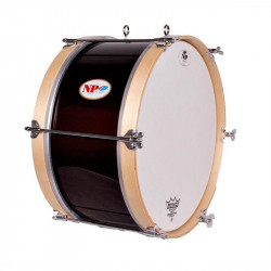 NP Bass Drum 50x20 cms Red Wine