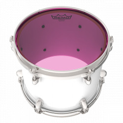 Remo 16 Emperor Colortone Pink BE-0316-CT-PK