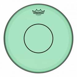 "Remo 14"" Powerstroke 77 Clear Verde P7-0314-CT-GN"