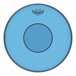 "Remo 14"" Powerstroke 77 Clear Azul P7-0314-CT-BU"
