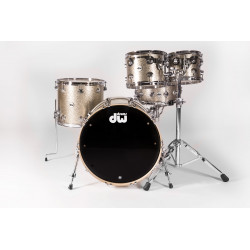 DW Collector Finish Ply Nickel Sparkle