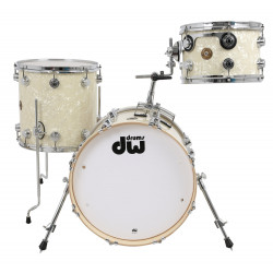 DW Jazz Series Bebop Finish Ply Vintage Marine