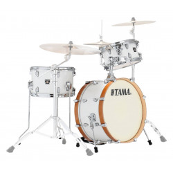 Tama Superstar Classic Neo Mod White Smoke