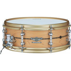 Tama TLM145S-OMP Star Reserved Solid Maple Oiled Natural Maple 14 x5""