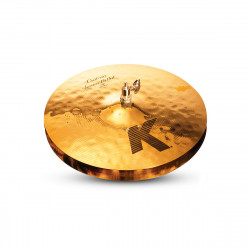 Zildjian Hi Hat 14 K Custom Session B Stock