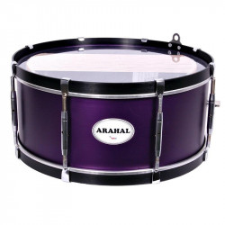 """NP Marching Snare Arahal 15"""" Purple"""