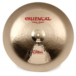 "Zildjian China 18"" Oriental Trash"