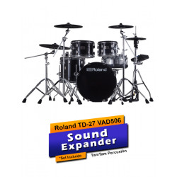 Roland VAD506 V-Drums Acoustic Design