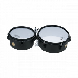 Tama MT810STBK Metalworks Mini-Tymp 8+10""