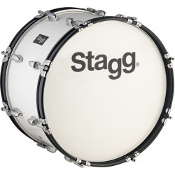 Stagg MABD-2412 Marching Bass Drum 60x30 cms