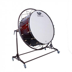 NP Bass Drum Concert Cover Old 80x50 cms