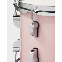 PDP by DW New Yorker Set Pale Rose Sparkle