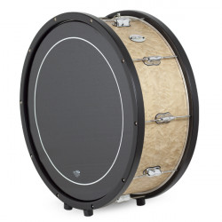 Santafé STF2631 Marching Bass Drum 55x22 cms Bird Eyes