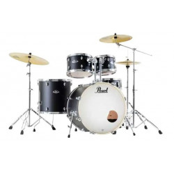 Pearl Export Standard EXX725 Satin Shadow Black Limited Edition