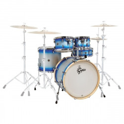 Gretsch Catalina Club Standard Blue Silver Duco