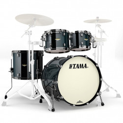 Tama Starclassic Maple Standard Piano Black (Black Nickel)