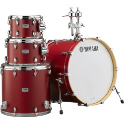 Yamaha Tour Custom Standard Candy Apple Satin