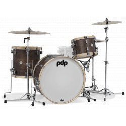 PDP by DW Concept Classic Rock Walnut