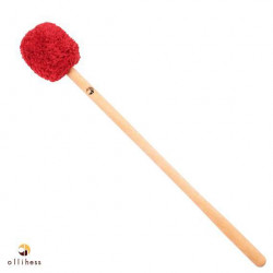 Ollihess PGM-m70 Gong Mallet Red