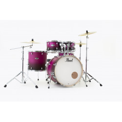 Pearl Export Lacquer Rock EXL725S Raspberry Sunset