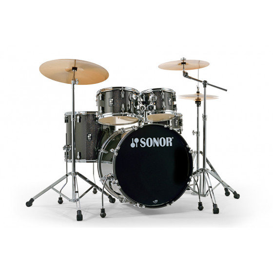 Sonor AQX Stage BMS Black Midnight Sparkle